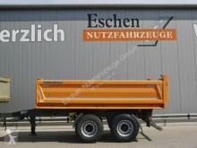 reboque Meiller MZDA 18/21, 9 m³, Luft, BPW