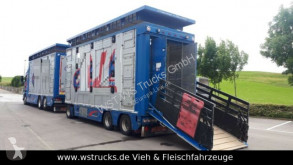 reboque transporte de gados usado