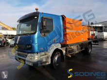 прицеп DAF LF 55250 AVEC ROSCO PATCHER