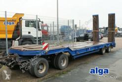 Müller-Mitteltal T 40, 4-Achser, verbreiterbar, hydr. Rampen trailer