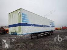 rimorchio furgone Pacton