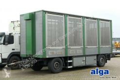 remorque Schmitz Cargobull AFW 18/L-20, Geflügel, tiere, LBW, 7.600mm lang