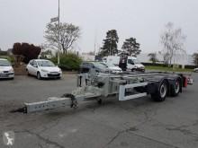 reboque Fruehauf Porte-caisse mobile 3 positions