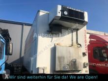 rimorchio Chereau Kühlkoffer Wechselfahrgestell Carrier