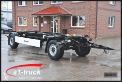 remolque Krone AZW 18, BDF Anhänger Standard, HU 05/2020