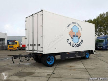 Floor box trailer