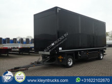 Schmitz Cargobull mono temperature refrigerated trailer