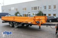 n/a KAISER K11, Tandem, Rampen, 6,3 m. lang, Zurösen trailer