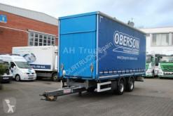 Fruehauf Jumbo Volumen Plane Tarpaulin SAF Achsen trailer