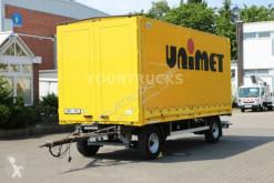 Fliegl tarp trailer