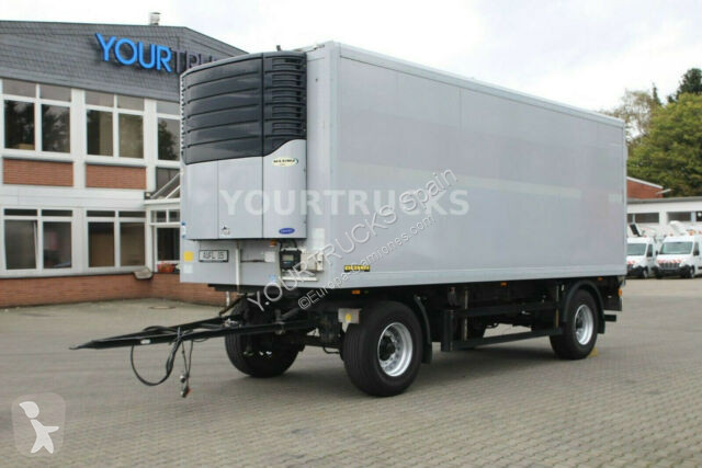 Voir les photos Remorque Rohr Carrier Maxima 1000/Strom/Rolltor/LBW/BPW