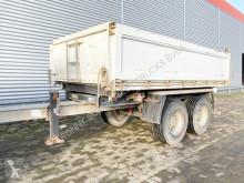 Schmitz Cargobull ZKD 18 ZKD 18, Alu-Bordwände, ca. 10,3m³