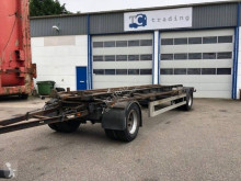 Van Hool container trailer