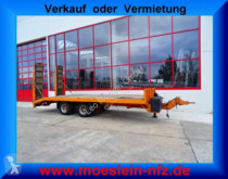 Blomenröhr 18 t T Tandemtieflader trailer
