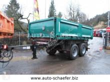 remorque Schmitz Cargobull ZKI 18/Tandem Kipper