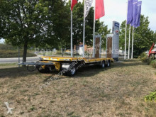 Schwarzmüller G-Serie Gekröpftem Plateau*3-Achser* trailer