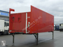 remorque Rohr WE-Brücke*Kühlkoffer*Carrier 850*Diesel-Elektro*