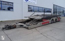 Lohr car carrier trailer
