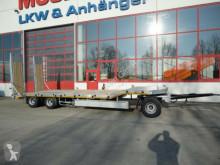 reboque Möslein 3 Achs Tieflader- Anhänger, NeufahrzeugFeuerver
