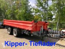 remolque Möslein 19 t Tandemkipper- Tieflader