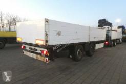 Krone Pritschenanhänger ZZP 18 Baustoffanhänger TANDEM trailer