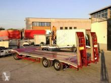 rimorchio trasporto macchinari De Angelis