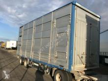 Pezzaioli Pezzaiolli 3 Stock ausfahrbares Dach trailer
