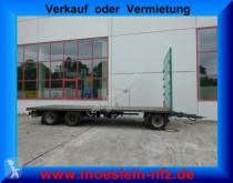 Krone 3 Achs Jumbo- Plattform Anhänger trailer