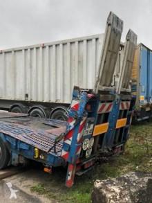 Verem heavy equipment transport trailer