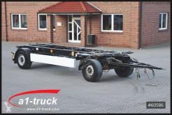 Krone BDF Anhänger 7,45, HU 05/2020 trailer