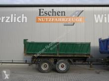 Havelberg Havelberger HTK 18-3, Tandem, 10m³, Luft trailer