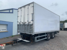 Trouillet moving box trailer