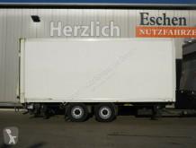 Wuellhorst Wüllhorst Tandem Kühlkoffer, Durchladesystem trailer