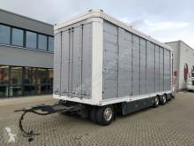 Pezzaioli Stehmann ADV 24 / 3 Stock / HUBDACH trailer