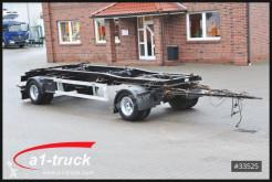 Meiller hook lift trailer