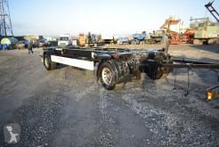Krone AZ / Jumbo / TüV 10-20 trailer