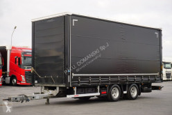 Wecon tautliner trailer