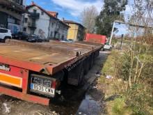 Lecitrailer container trailer