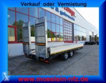 Möslein Tandemtieflader mit breiten RampenNeufahrzeug heavy equipment transport