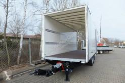 Möslein 10 t GG Tandem- Kofferanhänger, Durchladbar trailer