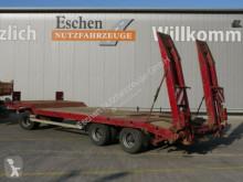 rimorchio trasporto macchinari Langendorf