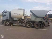 remolque cisterna gránulos / polvo Renault