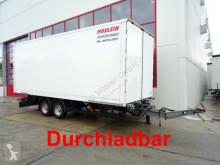Möslein Tandem- Koffer- Anhänger, Durchladbar trailer
