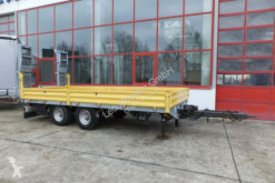 Obermaier heavy equipment transport trailer