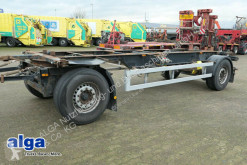 Renders chassis trailer
