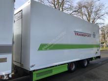 Draco mono temperature refrigerated trailer