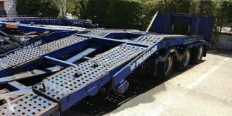 Montenegro car carrier trailer