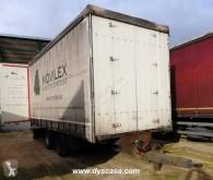 Leciñena tarp trailer