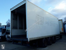 Samro box trailer