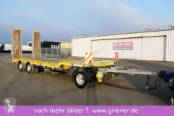 Schwarzmüller TÜ 30/ TIEFLADER / FEDERRAMPEN / 30 TO /6320 kg trailer
